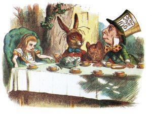 อลิซในแดนมหัศจรรย์ (Alice's Adventures in Wonderland)