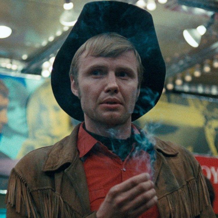 หนังเรื่อง Midnight Cowboy